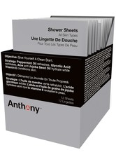 ANTHONY - Shower Sheets - DUSCHEN