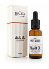 SNIP A MAN - Snip a Man Beard Oil Cashmere Wood 30 ml - BARTPFLEGE
