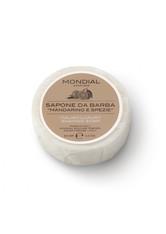 Mondial Luxury Shaving Soap Travel Pack 60 g Mandarino e Spezie Rasierseife