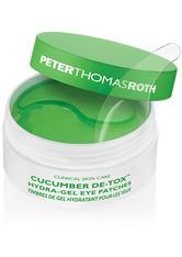 PETER THOMAS ROTH - Cucumber De-Tox Hydra-Gel Eye Patches - AUGENMASKEN