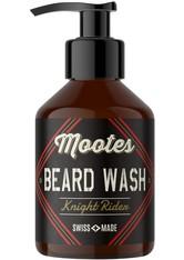 MOOTES - Mootes Produkte Mootes Produkte Beard Wash Knight Rider Bartpflege 100.0 ml - Bartpflege