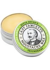Captain Fawcett's Produkte Rufus Hound's Triumphant Moustache Wax Bartpflege 15.0 ml
