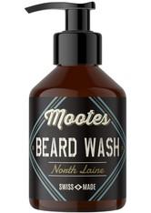 MOOTES - Mootes Produkte Mootes Produkte Beard Wash North Laine Bartpflege 100.0 ml - Bartpflege