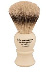 Taylor of Old Bond Street Produkte Rasierpinsel Silberspitz medium, elfenbein Rasierpinsel 1.0 st