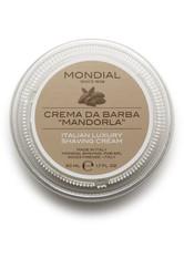Mondial Luxury Shaving Cream Travel Pack 75 ml Mandarino e Spezie Rasiercreme