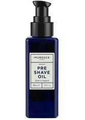 Murdock London Produkte Pre Shave Oil Pre Shave 50.0 ml