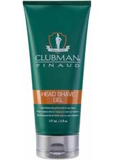 Clubman Pinaud Produkte Head and Shave Gel Rasiergel 177.0 ml