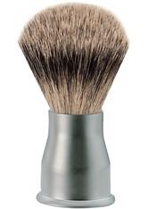 Becker Manicure Shaving Shop Rasierpinsel Rasierpinsel Silberspitz 1 Stk.
