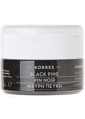 Korres Gesichtspflege Anti-Aging Black Pine 3D Sculpting Firming & Lifting Day Cream Trockene bis sehr trockene Haut 40 ml