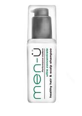 MEN-U - men-ü Healthy Hair and Scalp Shampoo 100 ml - SHAMPOO & CONDITIONER