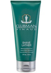 CLUBMAN PINAUD - Clubman Pinaud Produkte Shave Lather Rasiercreme 177.0 ml - Rasierschaum & Creme