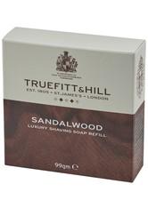 TRUEFITT & HILL Produkte Sandalwood Luxury Shaving Soap Refill Seife 99.0 g