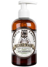 MR. BEAR FAMILY - Mr. Bear Family Beard Wash Wilderness 250 ml - BARTPFLEGE