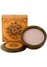 Geo. F. Trumper Produkte Almond Oil Hard Shaving Soap Wooden Bowl Rasierseife 80.0 g