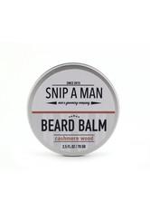 SNIP A MAN Produkte Beard Balm Cashmere Wood Bartpflege 70.0 g