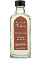 MEIßNER TREMONIA - Meißner Tremonia Aftershave Warm Woods 100 ml - AFTERSHAVE
