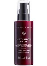 DAIMON BARBER - Daimon Barber Produkte Post Shave Balm After Shave Balsam 100.0 ml - Aftershave