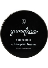 TRIUMPH & DISASTER - Triumph & Disaster Produkte Gameface Facial Moisturiser Jar Gesichtsemulsion 100.0 ml - Tagespflege