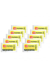 FEATHER - FEATHER Produkte New HI Stainless FH 10 - 10 x 10er Pack Rasierklingen 100.0 st - RASIER TOOLS