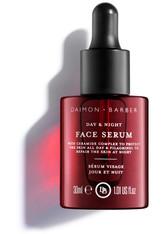 DAIMON BARBER - Daimon Barber Day & Night Face Serum 30 ml - SERUM