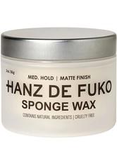 Hanz de Fuko Produkte Sponge Wax Haarwachs 56.0 g