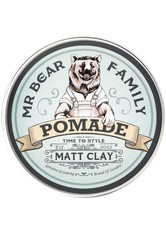 Mr. Bear Family Produkte Matt Clay Pomade Haarwachs 100.0 ml