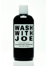 WASH WITH JOE - Wash With Joe Coffeemint Invigorating Bodywash 473 ml - DUSCHEN & BADEN