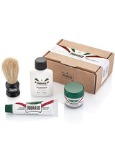 PRORASO - Proraso Shaving Travel Kit - RASIERSCHAUM & CREME