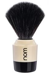 nom Produkte Rasierpinsel MARTEN Black Fibre Black/Creme Pinsel 1.0 pieces