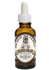 Mr. Bear Family Produkte Beard Brew Shaving Oil Bartpflege 30.0 ml