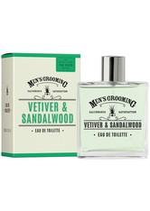 Scottish Fine Soaps Produkte Vetiver & Sandalwood Eau de Toilette Eau de Toilette 100.0 ml