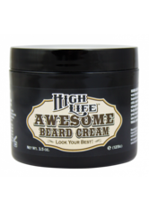 HIGH LIFE - High Life Awesome Beard Cream 125 g - BARTPFLEGE