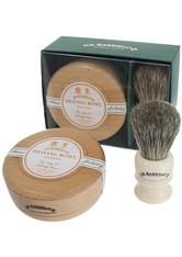D.R. HARRIS - D.R. Harris Produkte D.R. Harris Produkte Sandalwood Shave Soap Set Beech Rasierseife 1.0 pieces - Rasierschaum & Creme