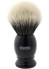THÄTER - Thäter Produkte Rasierpinsel Silberspitze 3 Band 4292-6 Schwarz Rasierpinsel 1.0 st - RASIER TOOLS