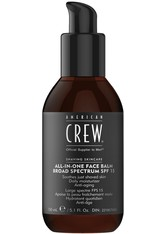 American Crew Produkte All-In-One Face Balm Broad Spectrum SPF 15 Getönte Tagespflege 170.0 ml