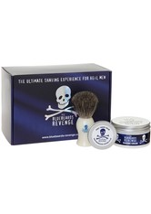 THE BLUEBEARDS REVENGE - Shaving Gift Set - RASIERSCHAUM & CREME