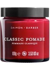 DAIMON BARBER - Daimon Barber Produkte Daimon Barber Produkte Classic Pomade Haarwachs 100.0 g - Haarwachs & Pomade
