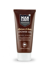 Man Cave Lemon & Oak Shower Gel 200 ml Duschgel