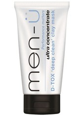 men-ü Produkte D-TOX Deep Clean Clay Mask Maske 100.0 ml