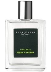 Acca Kappa Produkte Cedro Eau de Cologne Spray Eau de Cologne 100.0 ml