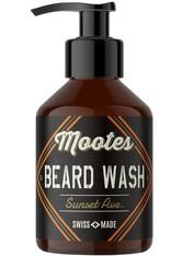 MOOTES - Mootes Produkte Mootes Produkte Beard Wash Sunset Ave Bartpflege 100.0 ml - Bartpflege