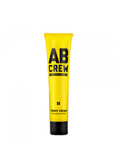 AB CREW - AB CREW Shave Cream 120 ml - RASIERSCHAUM & CREME