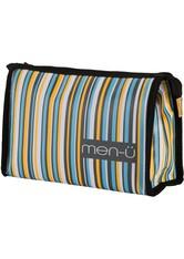men-ü Produkte Toiletry Bag Grey Blue Yellow Kulturtasche 1.0 pieces