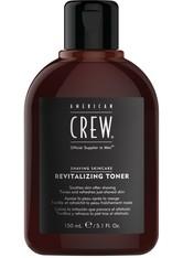 American Crew Shaving Skin Care Revitalizing Toner After Shave Lotion  150 ml