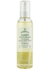 D.R. Harris Produkte Lavender Hand und Body Wash Duschgel 200.0 ml