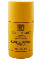 Geo. F. Trumper Produkte Sandalwood Deodorant Stick Deodorant 75.0 ml