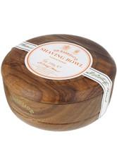 D.R. Harris Produkte Sandalwood Shaving Soap in Mahogany Bowl Seife 100.0 g