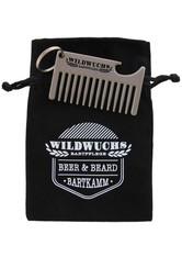 WILDWUCHS BARTPFLEGE - Wildwuchs Bartpflege Beer & Beard Bartkamm 1 stk - BARTPFLEGE