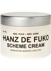 HANZ DE FUKO - Hanz de Fuko Haarpflege Hanz de Fuko Haarpflege Scheme Cream Haarcreme 56.0 g - Gesichtspflege