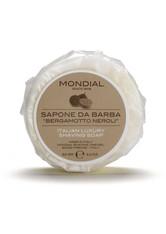 Mondial Luxury Shaving Soap Travel Pack 60 g Bergamotto Neroli Rasierseife